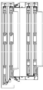防音サッシ(引違い窓)の例