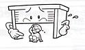 シャッターや扉の開閉-1