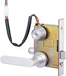 レバーハンドル電気錠