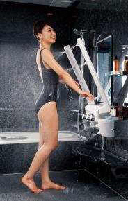 シャワー浴タイプ