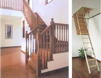 階段・はしご段