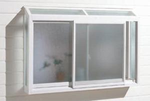 トップライト出窓
