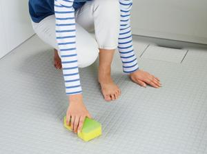 清掃しやすい床