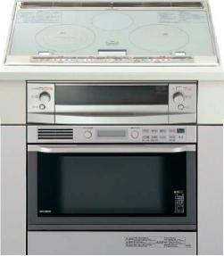 ビルトイン電気調理用加熱機器