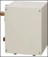 太陽熱温水器接続ユニット